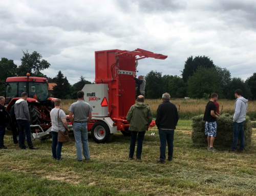 Field demonstrations in the Netherlands